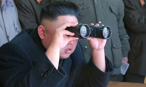 Vielleicht erblickt man ja Onkel Kim?