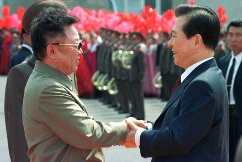 Kim-Jong-il-Kim-Dae-jung
